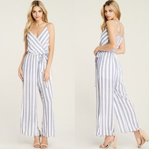 BETHANN Jumpsuit - BLUE